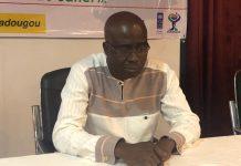 Abdoul Karim Sango, Ministre en charge de la Curlture