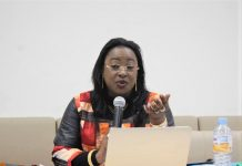 Salimata Nébié, SG de Think Tank Burkina International